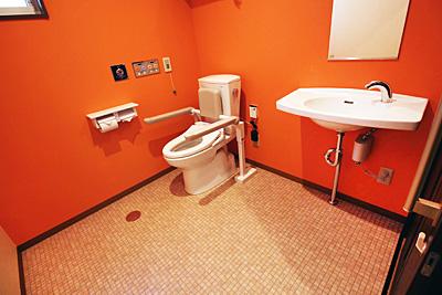 施設のトイレリフォーム